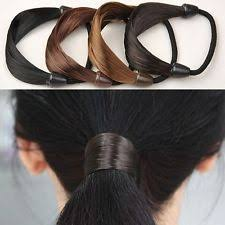 ponytail holders unbranded synthetic hair ponytail holders for women ebay