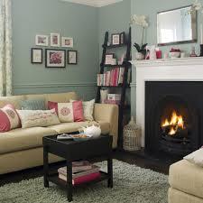 Plain White Rug Brown Plain Verticalcurtain Soft Gray Fabric Riclining Sofa