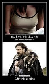 Winter Is Coming Meme - the winter is coming meme cerca con google epic fail pinterest