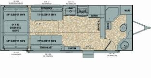 prowler travel trailers floor plans prowler travel trailer floor plans inspirational awesome layout with