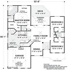 plan house plans 1500 to 1600 sq ft 6 on sq1400 ranch with 3 car