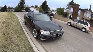 toyota celsior 2002 1997 toyota celsior lexus ls400 review youtube
