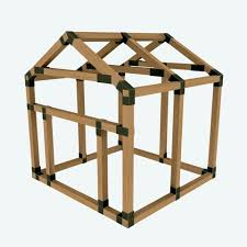 a frame kit house e z frame pet house kit