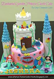 homemade princess birthday cake ideas 25041 sheny s homema