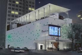 laguna gloria master plan and jones center renovation the