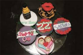 boyfriend cupcakes online cakes delivery gurgaon send cakes to