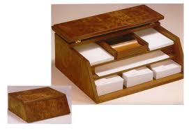 Writing Desk Accessories by Desk Accessory And Luxury Leather Products For Sale