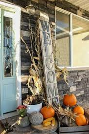 Fall Decorated Porches - fall porch decorating ideas holiday pinterest porch