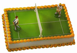 tennis cake toppers cake toppers tennis player cake topper kit