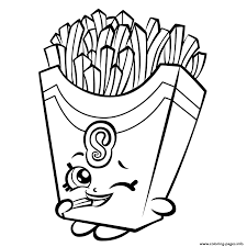 fiona fries season 3 shopkins season 3 coloring pages printable