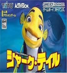 shark tale gameboy advance gba rom download