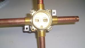 shower unique plumbing shower diverter valve prominent plumbing