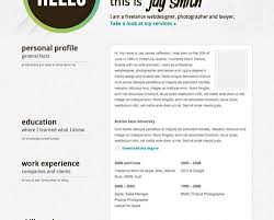 Libreoffice Resume Template Popular Resume Templates