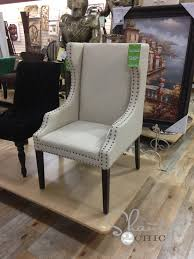 At Home Dining Chairs Home Goods Dining Chairs Visionexchange Co