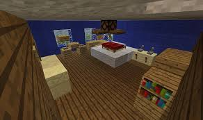 minecraft master bedroom