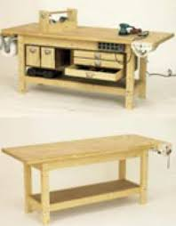 Tool Bench Plans Woodshop Workbench Plans