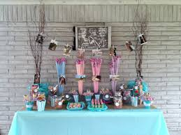 Candy Buffet For Parties by Diy My Graduation Party Candy Table It Was Very Simple But With