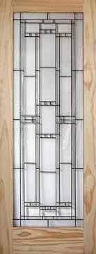 Decorative Glass Doors Interior Grandeur Door Complete Passage Set Fifth Avenue Plate With