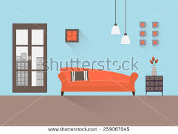 home interior vector free vector furniture and home accessories free vector