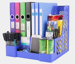 Plastic Office Desk Updated 4 Layer Pp Classic Plastic File Tray Paper Holders Office