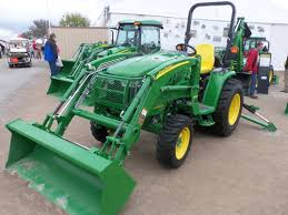 john deere d170 loader john deere compact utility tractor