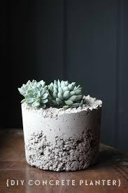Concrete Planters 60 Best Concrete Planters Images On Pinterest Concrete Design