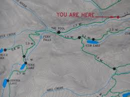 Rocky Mountain National Park Map Fern Lake Rocky Mountain National Park Hiked 12 6 14 Hiking To
