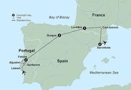 pilgrimage to fatima lourdes pilgrimage fatima pilgrimage barcelona travel collette
