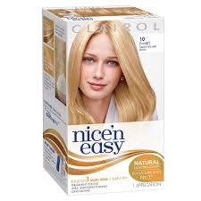 permanent hair colour clairol nice u0027n easy