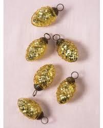 mercury glass ornaments bazaar bazaar