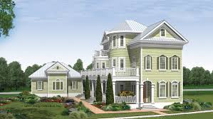 3 story homes story home plans three designs homeplans house plans 85552