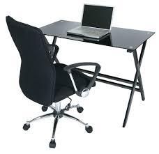 Modern Office Desk For Sale Furniture Cozy Glass Desk With Elegant Black Walmart Office Chair