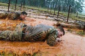 nothing like relaxing in a u s army on nothing like a relaxing mud bath at the spa