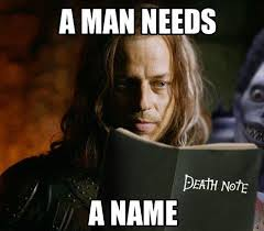 Know Your Meme The Game - a man needs a name game of thrones know your meme