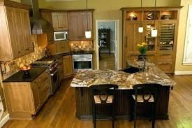 l shaped kitchen islands l shaped kitchen island odclass