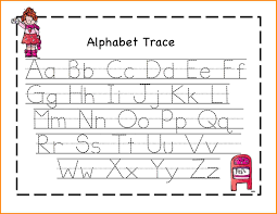 9 kindergarten abc worksheets media resumed
