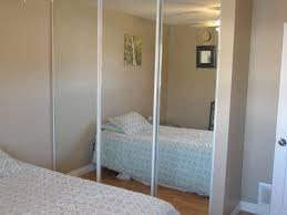 Bedroom Closet Sliding Doors Sliding Closet Mirror Doors Amazing Sliding Mirror Closet Doors