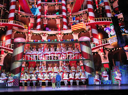 the rockettes new york city spectacular i would