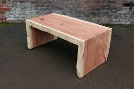 Waterfall Coffee Table Furniture Elegant Waterfall Coffee Table Design Ideas Glass