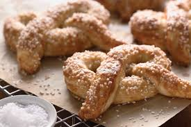 How To Use The Bread Machine Buttered Soft Pretzels Recipe King Arthur Flour