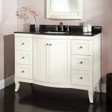 Modern Bathroom Vanity Seattle Hypnofitmauicom - Awesome white 48 bathroom vanity residence