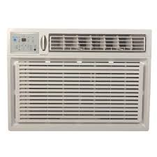 sears air conditioners window lg electronics 18 000 btu 230 208 volt window air conditioner with