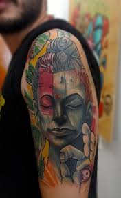7 spiritual tattoos on chest