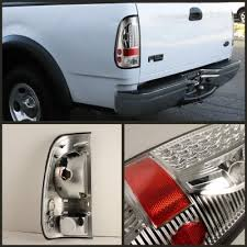 ford f350 duty 1999 2007 clear led lights a103mirx109