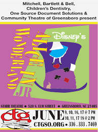 alice wonderland jr u2013 community theatre greensboro
