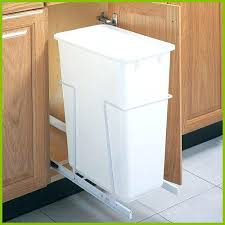 trash cans for kitchen cabinets kitchen cabinet trash cans kitchen cabinet door trash bin elegant