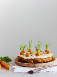 Carrot Decoration For Cake Best 25 Carrot Cake Decoration Ideas On Pinterest Easter Cake