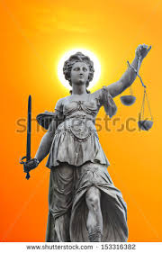 statue with justice statue sword scale cloudy sky stock photo 50000521