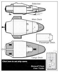 ship floor plans profantasy software cosmographer 3