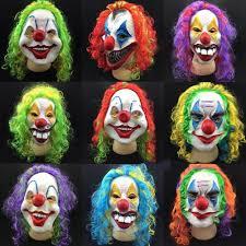 scary clown halloween costumes popular halloween scary clown masks buy cheap halloween scary